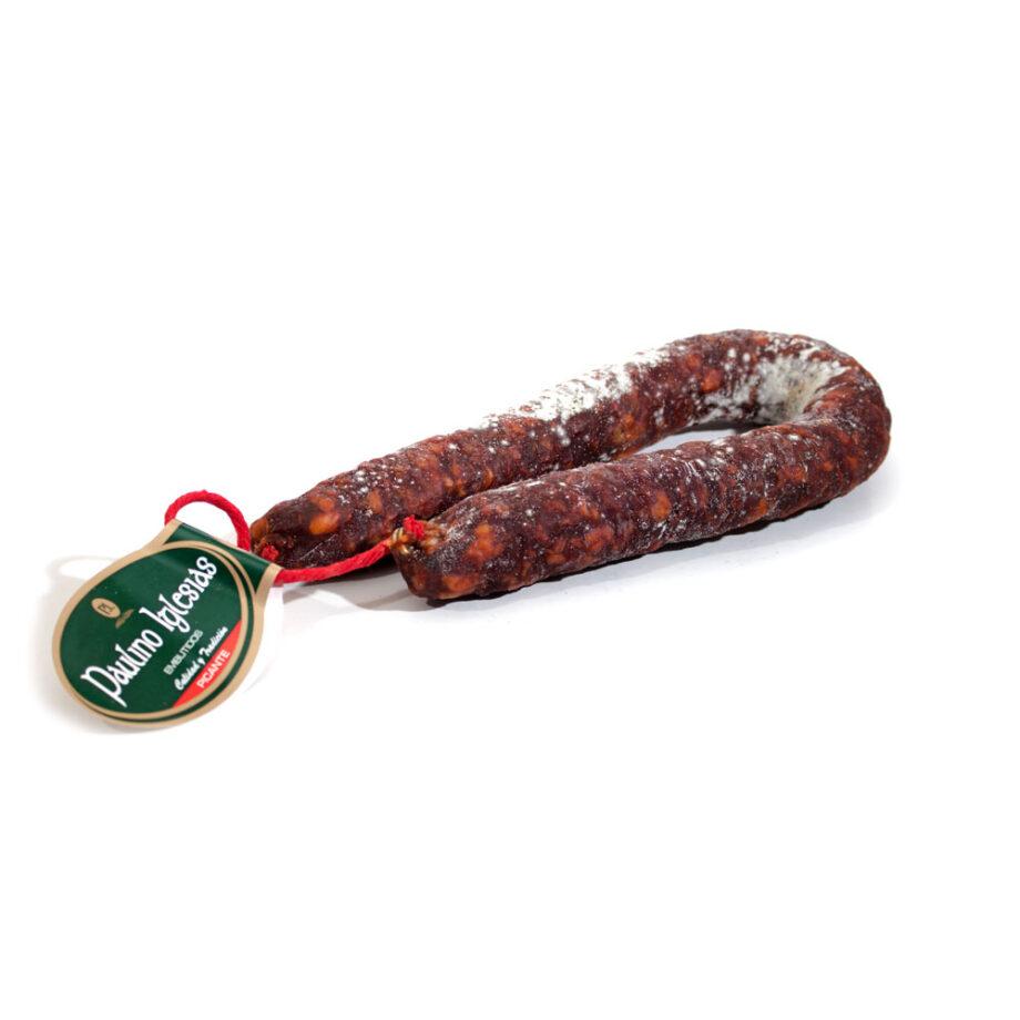 Chorizo Sarta Picante Extra Paulino Iglesias